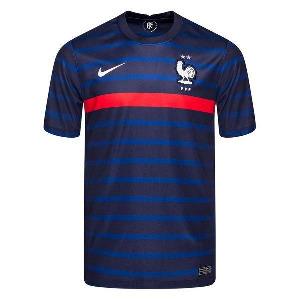 Футболка Сборная Франции домашняя сезон 2020/21