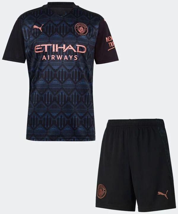 Манчестер Сити гостевая форма сезон 2020-2021