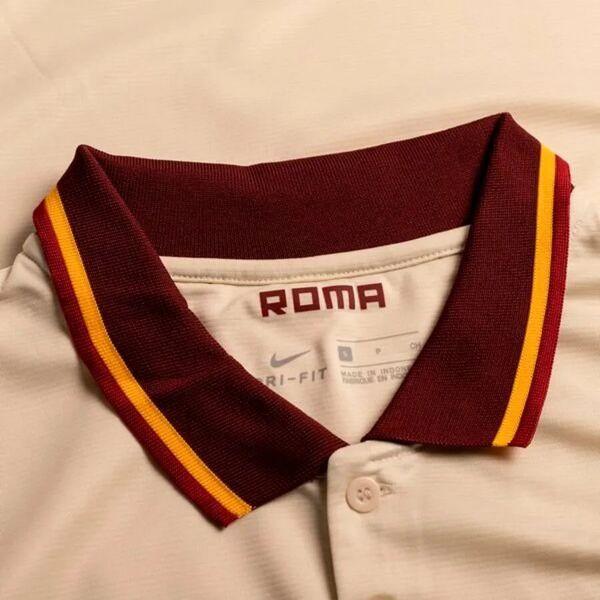 Рома гостевая форма сезон 2020-2021